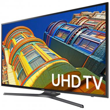 Samsung UN60KU630 60  4K Ultra HD LED LCD Smart TV