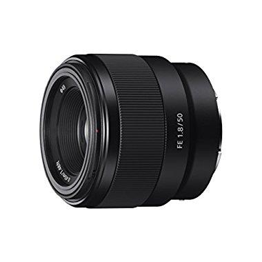 Sony FE 50mm F1.8 Full-frame Prime E-Mount Lens SEL50F18F