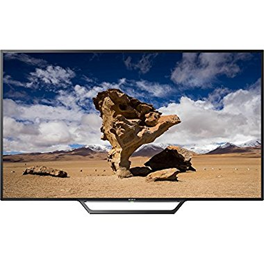 Sony KDL-55W650D 55 Built-in Wi-Fi with Full HD TV (2016)