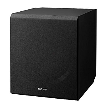 Sony SA-CS9 115 W 10 Home Theater Active Subwoofer