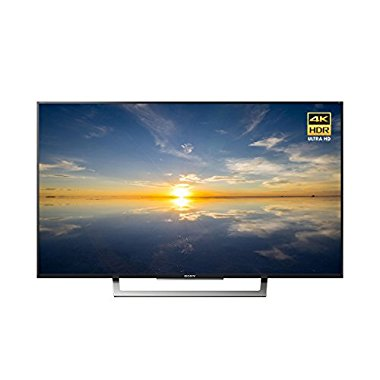 Sony XBR-43X800D 43 4K Ultra HDTV (2016 Model)