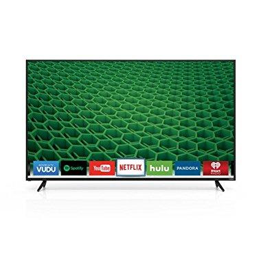 Vizio D60-D3 D-Series 60 Class Full Array LED Smart TV (Black)