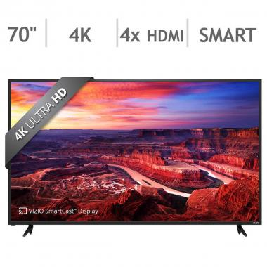 "Vizio E70-E3 70"" 4K Ultra HD LED LCD Smart TV"