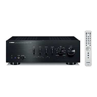 Yamaha A-S801 Natural Sound Integrated Stereo Amplifier (Black)