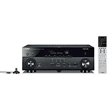 Yamaha RX-A660BL 7.2 Channel Network AV Receiver