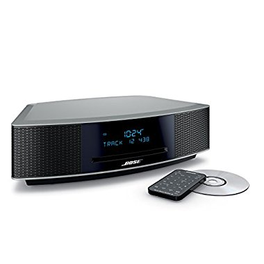 Bose Wave Music System IV Platinum Silver