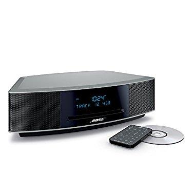 Bose Wave Music System IV Platinum Silver