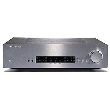 Cambridge Audio CXA60 Integrated Amplifier (Silver)