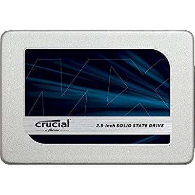 Crucial MX300 275GB SATA 2.5 Inch Internal Solid State Drive (CT275MX300SSD1)