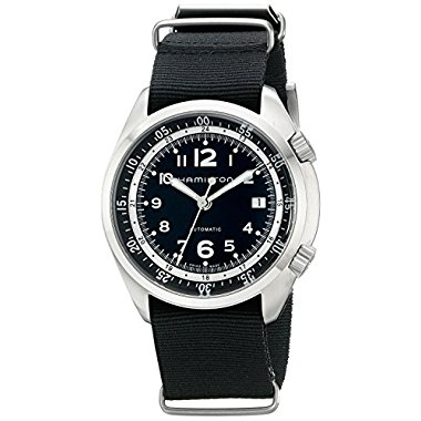 Hamilton Men's Khaki Aviation Watch (H76455933)