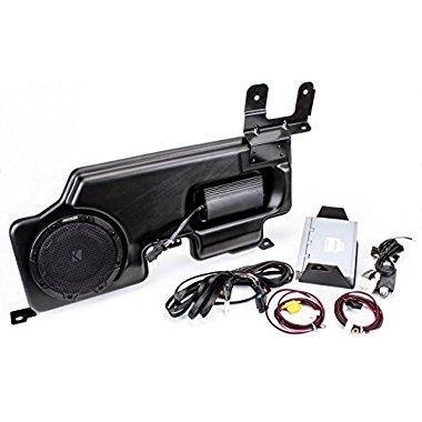Kicker PF150SC15 PowerStage Amp & Powered Sub