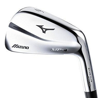 Mizuno MP-4 Iron Set, Steel, 3-PW
