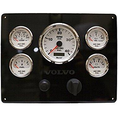 volvo marine instrument panel gauge kit gosale price parison Drilling Instrument Cluster volvo marine instrument panel gauge kit