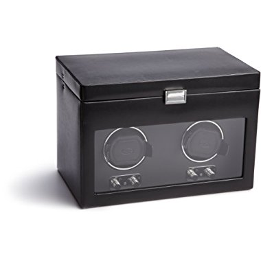 Wolf  Heritage Double Watch Winder (270402)