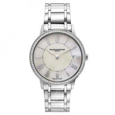 Baume and Mercier Classima Executives Women's Watch (MOA10227)