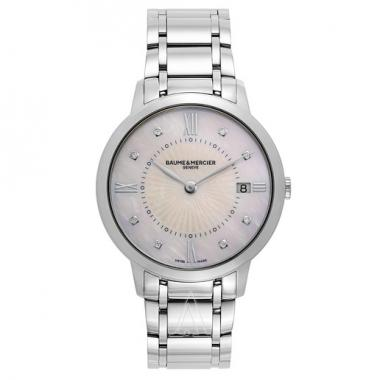 Baume and Mercier Classima Executives Women's Watch (MOA10225)