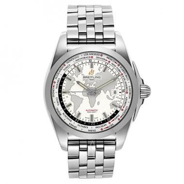Breitling Galactic Unitime Men's Watch (WB3510U0-A777-375A)