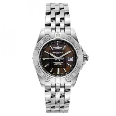 Breitling Galactic Women's Watch (A71356L2-Q579-367A)