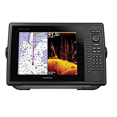 Garmin GPSMAP 1040xs Chartplotter/Sonar Combo with DownVu Transducer (010-01184-00)