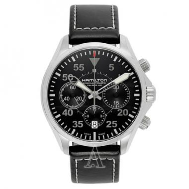 Hamilton Khaki Aviation Men's Watch (H64666735)