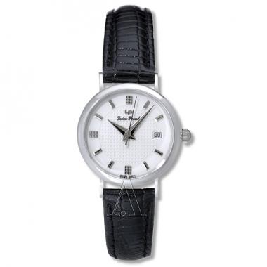 Lucien Piccard Collection Women's Watch (23082WHT)