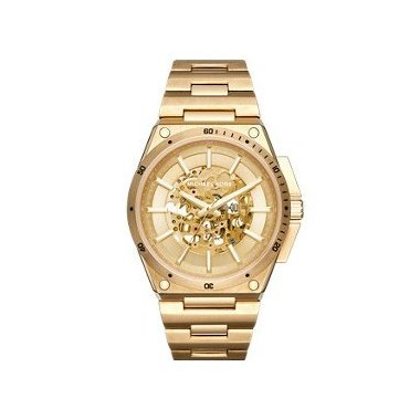 Michael Kors Men's Wilder Gold-Tone Watch MK9027