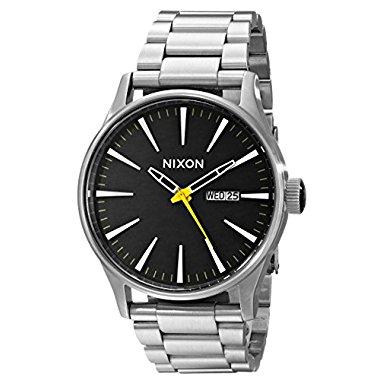 Nixon Men's A3561227 Sentry SS Watch