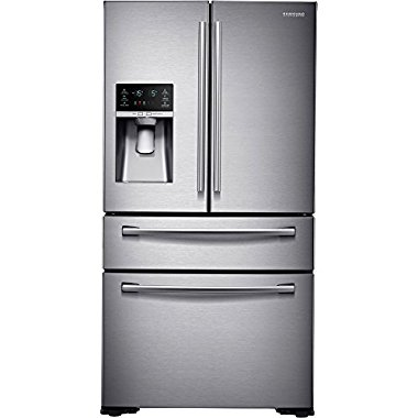 Samsung RF30KMEDBSR 30 Cu. Ft. Stainless French Door Refrigerator