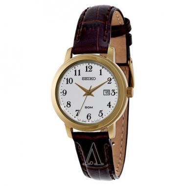 Seiko Strap Women's Watch (SUR822)