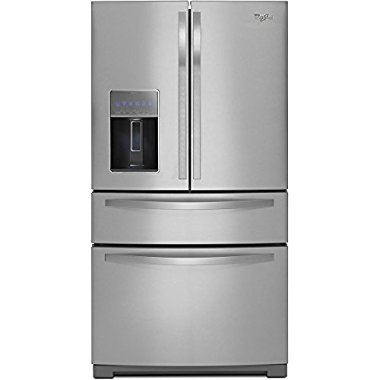 Whirlpool WRX988SIBM 28.1 Cu. Ft. Stainless Steel French Door Refrigerator