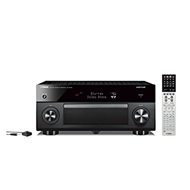 Yamaha RX-A3060 Aventage 9.2-Channel (Expandable to 11.2-Ch) Network AV Receiver