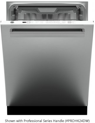 Bertazzoni DW24XV 24 Dishwasher with 14 Place Setting (Stainless Steel)