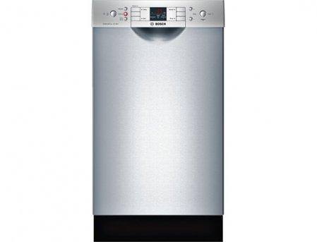 Bosch 18 300 Series Stainless Steel Built-In Dishwasher