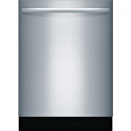 Bosch SGX68U55UC 24 800 Series Energy Star Rated Dishwasher in Stainless Steel