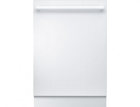 Bosch SHX5AV52UC 24 Ascenta Energy Star Rated Dishwasher with 14 Place Settings in White