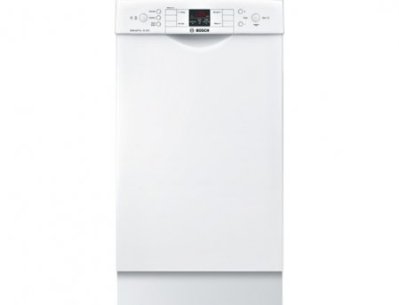 Bosch SPE53U52UC 18 300 Series Dishwasher with 9 Place Settings in White