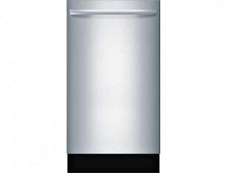 Bosch SPX68U55UC 18 800 Series Dishwasher 44 dBA Quiet Operation, Stainless Steel Euro Tub and AquaStop Plus Protection (Stainless Steel)