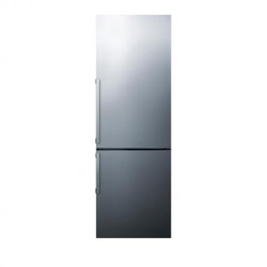 FFBF246SS | Summit 23 1/4 11.35 cu. ft. Capacity Bottom Freezer Refrigerator