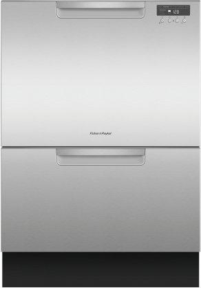 Fisher Paykel DD24DCTX9 24 Drawers Semi-Integrated Dishwasher with 15 Wash Cycles, in Stainless Steel