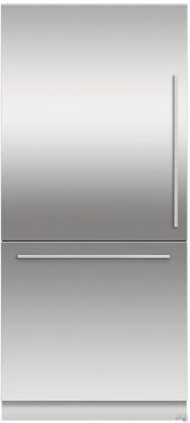 Fisher Paykel RS36W80LJ 36 Bottom Freezer Refrigerator with 16.8 cu. ft. Total Capacity