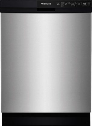 Frigidaire FFBD2412SS 24 Stainless Steel Built-In Dishwasher
