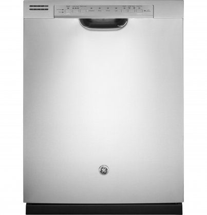 GE GDF570SSJSS Dishwasher with 16-Place Settings, Hard Food Disposer, Removable filter, Adjustable Upper Rack