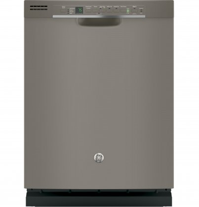 GE GDF610PMJES 24 Built-In Dishwasher (Slate)