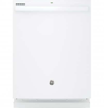 GE GDT535PGJWW 24 Built-In Dishwasher (White)