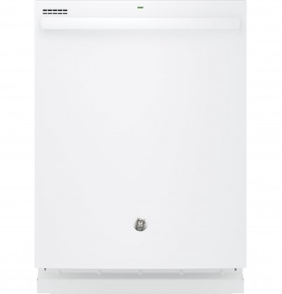 GE GDT545PGJWW 24 Built-In Dishwasher (White)