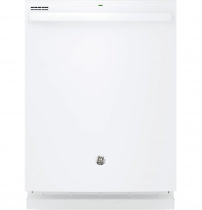 GE GDT635HGJWW 24 White Built-In Dishwasher