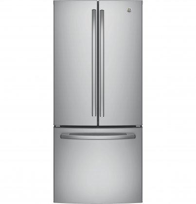 GE GNE21FSKSS 30 French-Door 28 cu. ft. Refrigerator