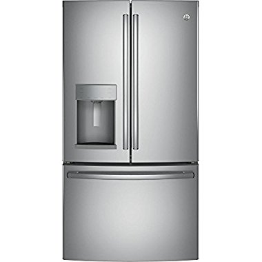 GE GYE22HSKSS 22.2 Cu. Ft. Counter-Depth French-Door Refrigerator