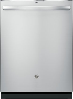 GE Profile 24 Stainless Steel Built-In Dishwasher