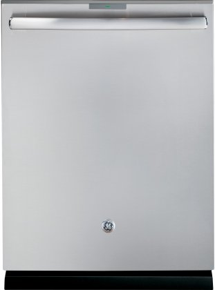 GE Profile PDT855SSJSS 24 Built In Fully Integrated Dishwasher with 7 Wash Cycles, in Stainless Steel